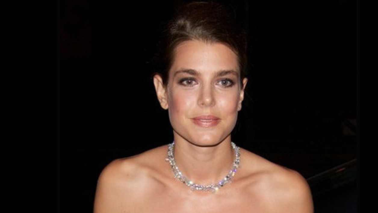 Charlotte Casiraghi en octobre 2012.