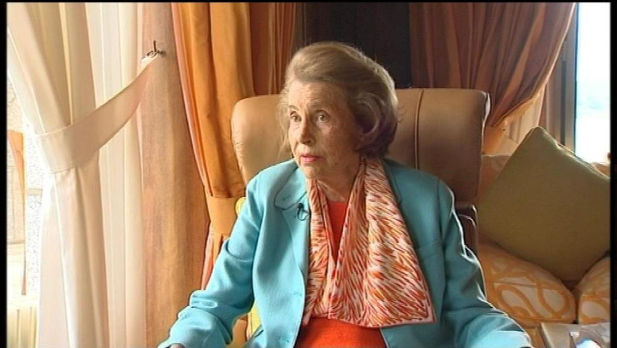 Liliane Bettencourt auditionnée