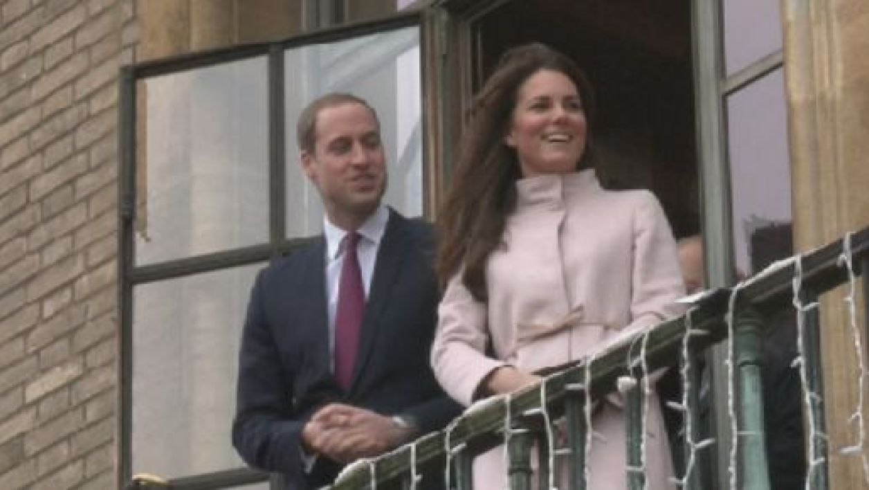 Le couple Kate et William à Londres (28 novembre 2012)