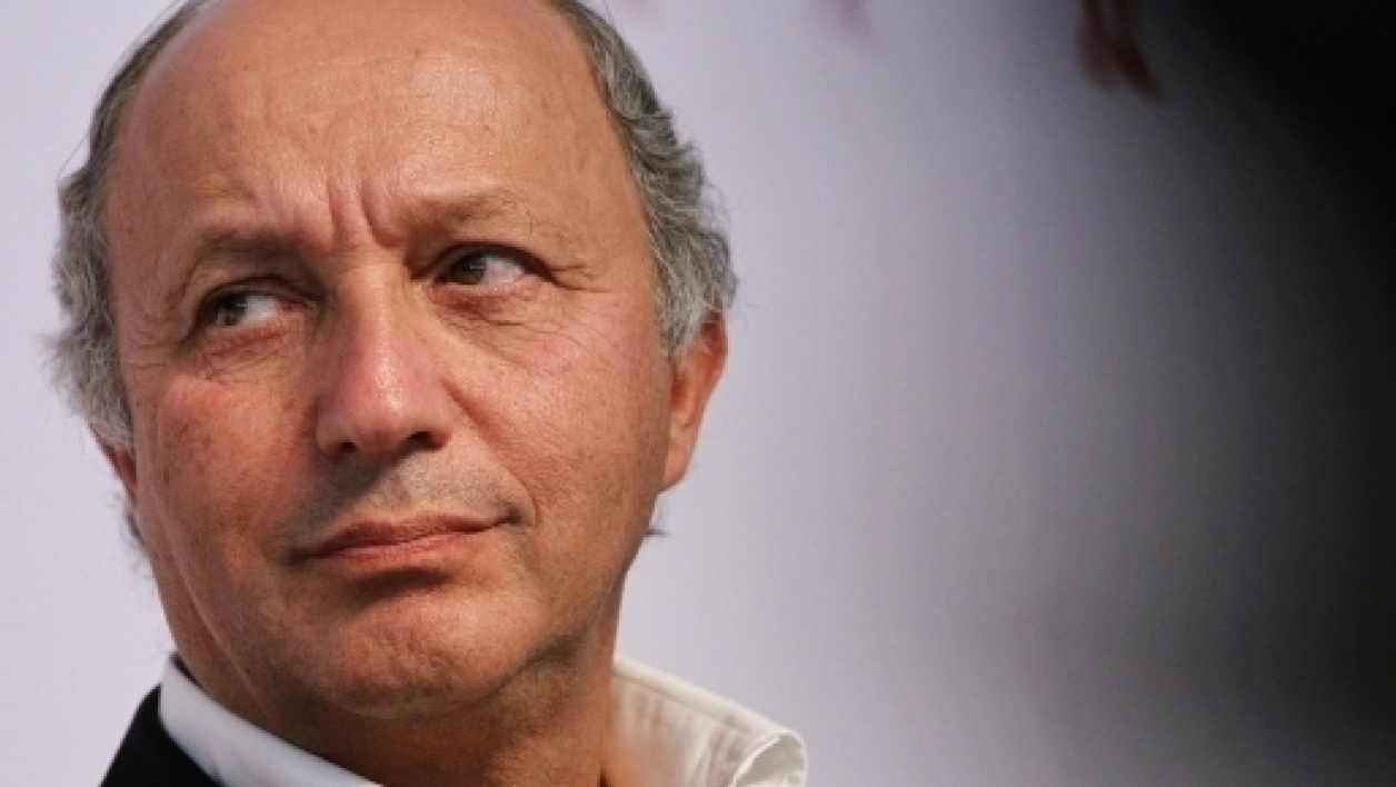 Laurent Fabius a appelé au dialogue en Egypte.