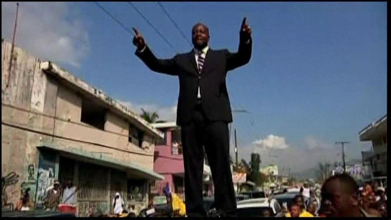 Haïti : Wyclef Jean officialise sa candidature