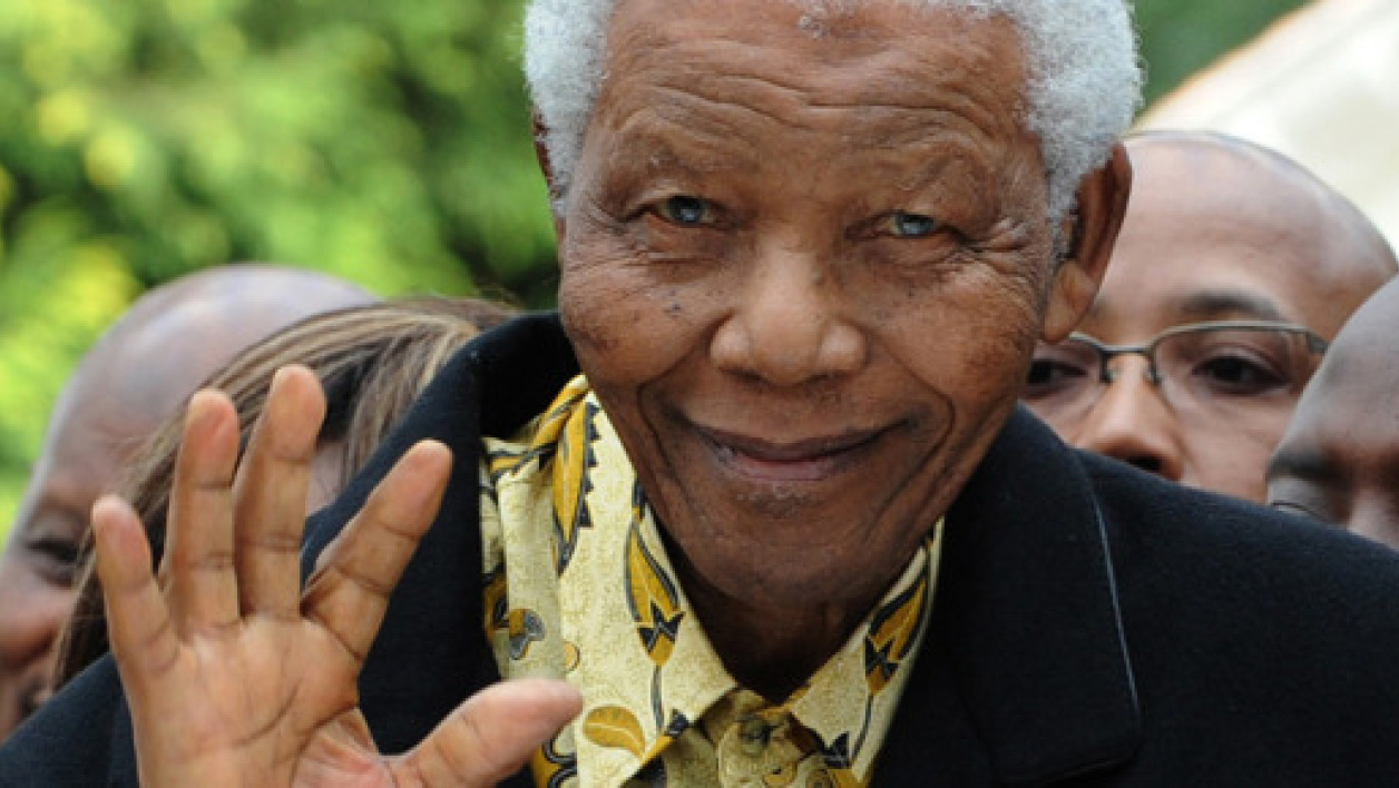 Nelson Mandela - Photo d'illustration