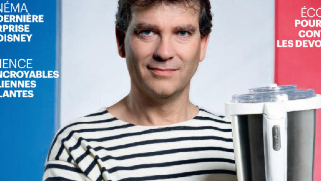 "Arnaud Montebourg prônait le ""made in France"" en Une du Parisien le 19 octobre"