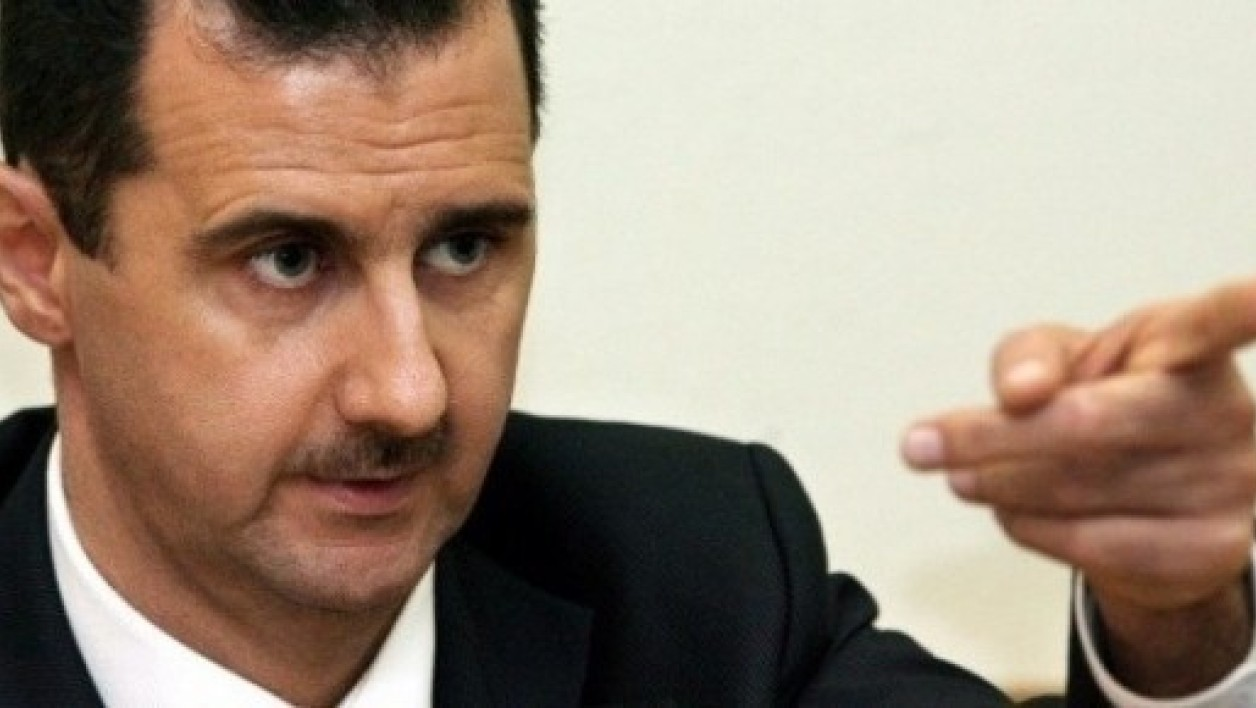 Le président syrien Bachar al-Assad (photo d'illustration).