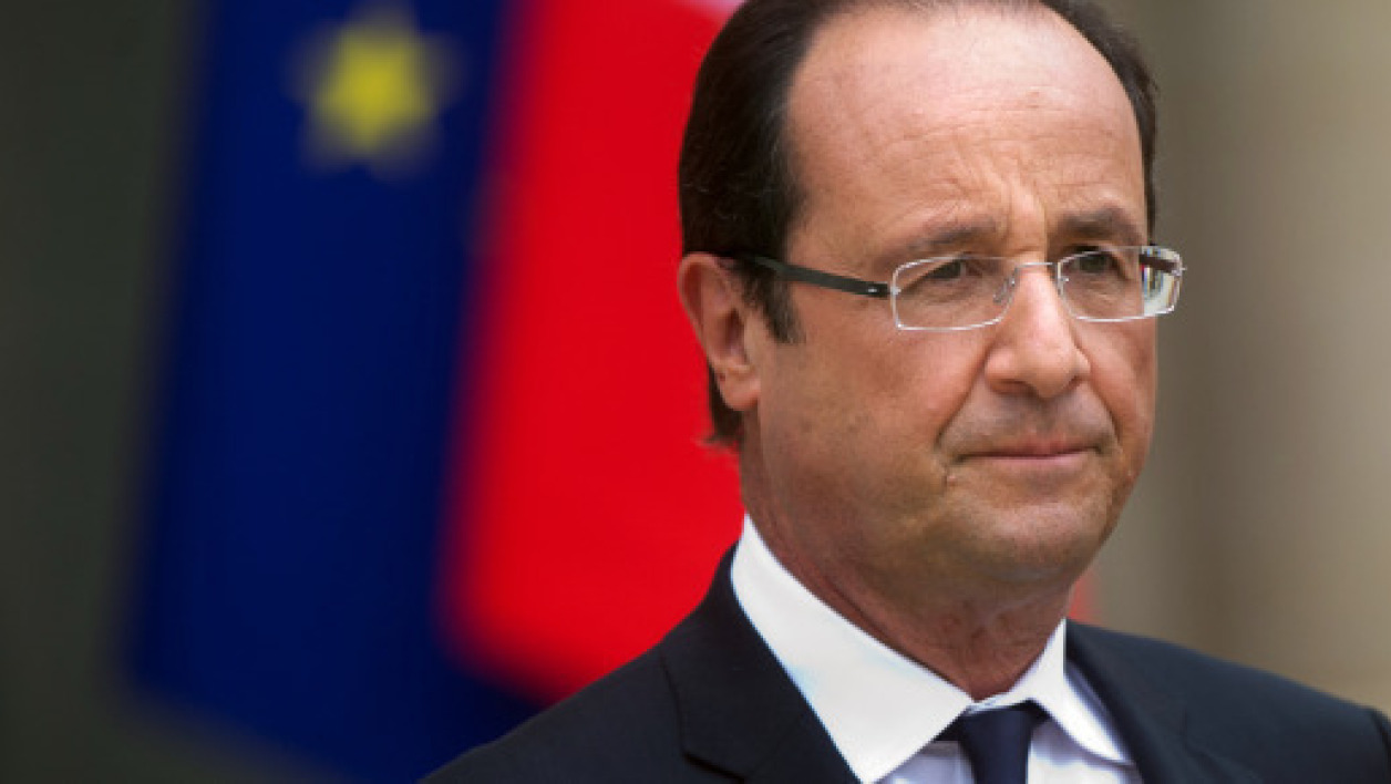 Le président français François Hollande (photo d'illustration).