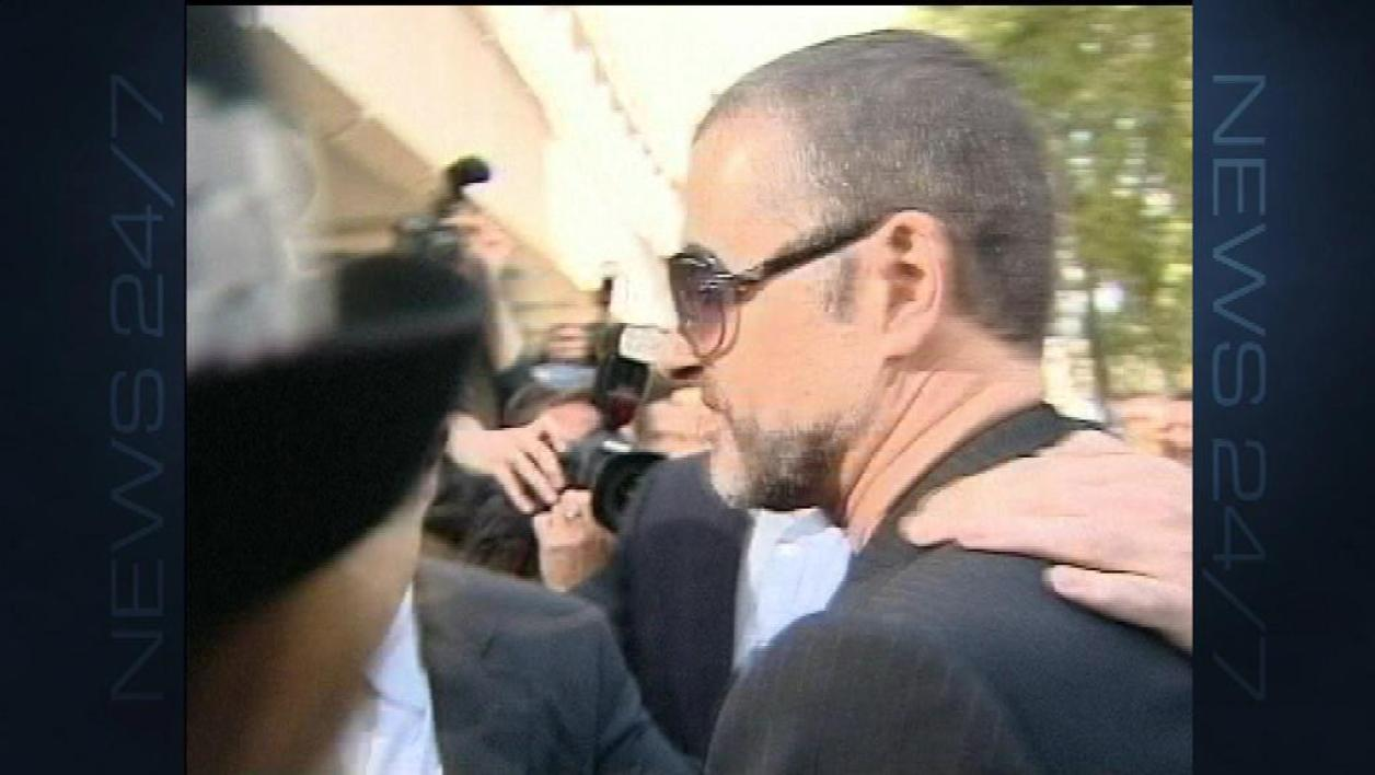 George Michael risque la prison