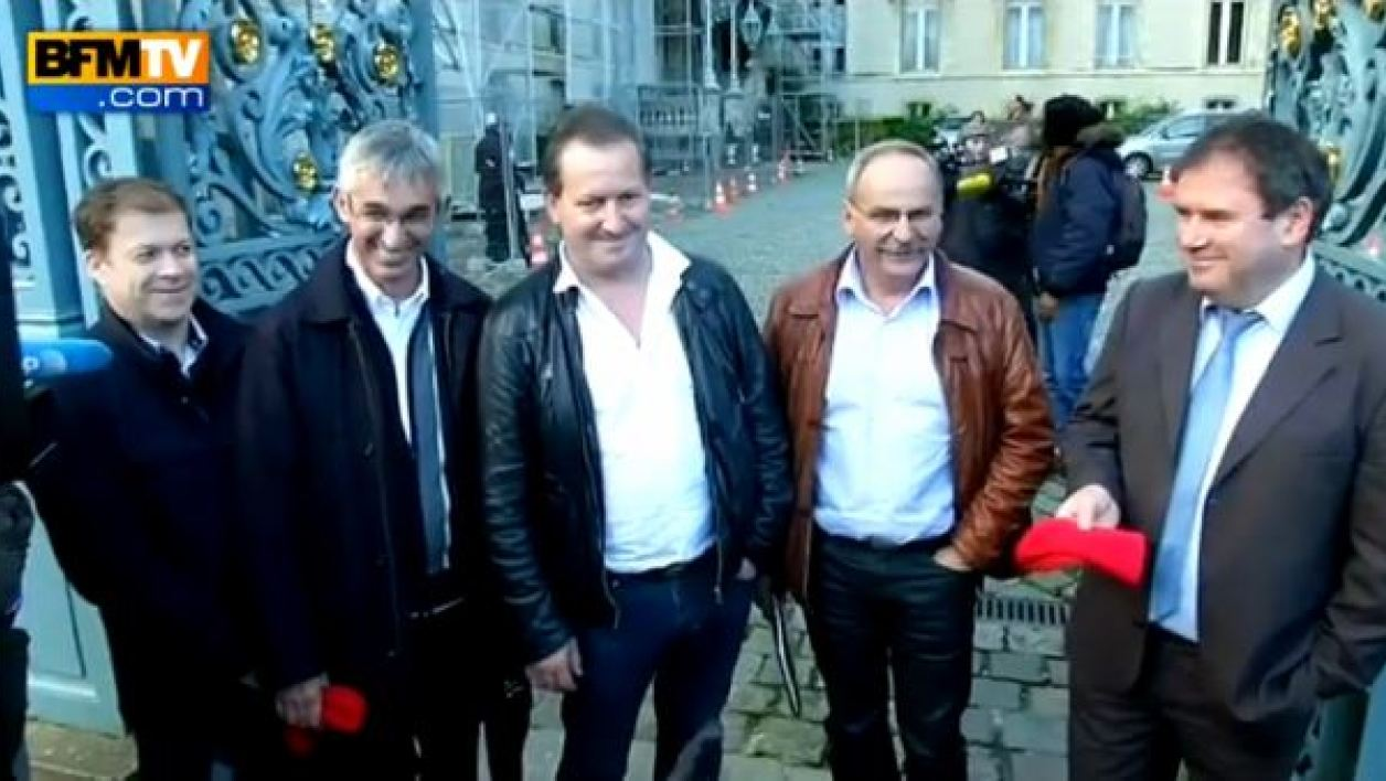 "L'ultimatum des ""Bonnets rouges"" au gouvernement"