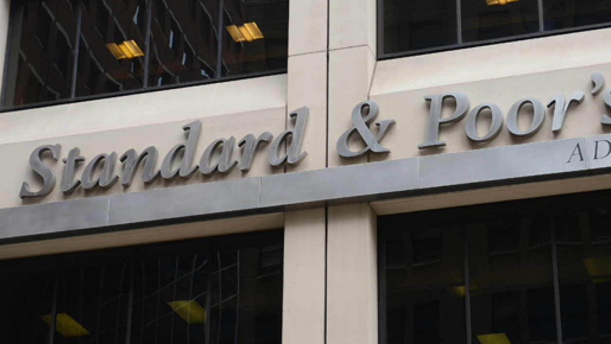 Standard and poor's a dégradé la note de la France vendredi, entraînant un flot de réactions politiques (Photo d'illustration)