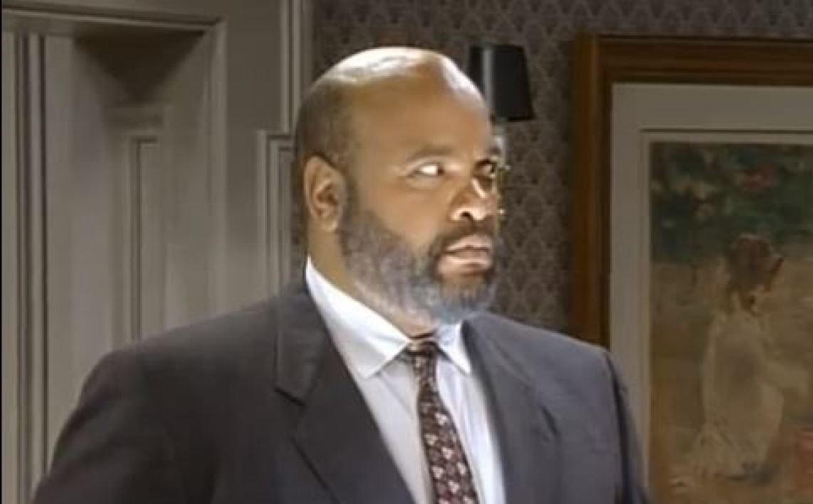 "James Avery, alias ""Oncle Phil"" du Prince de Bel Air"