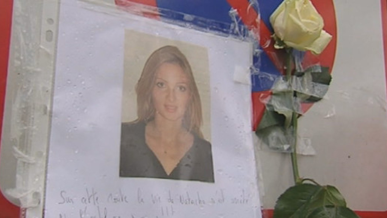 Portrait de Natacha Mougel, sauvagement assassinée en septembre 2010