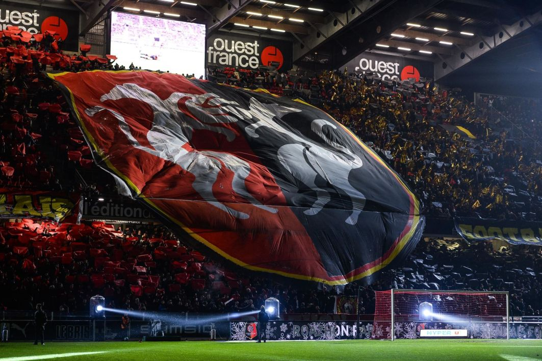 Supporters Rennes