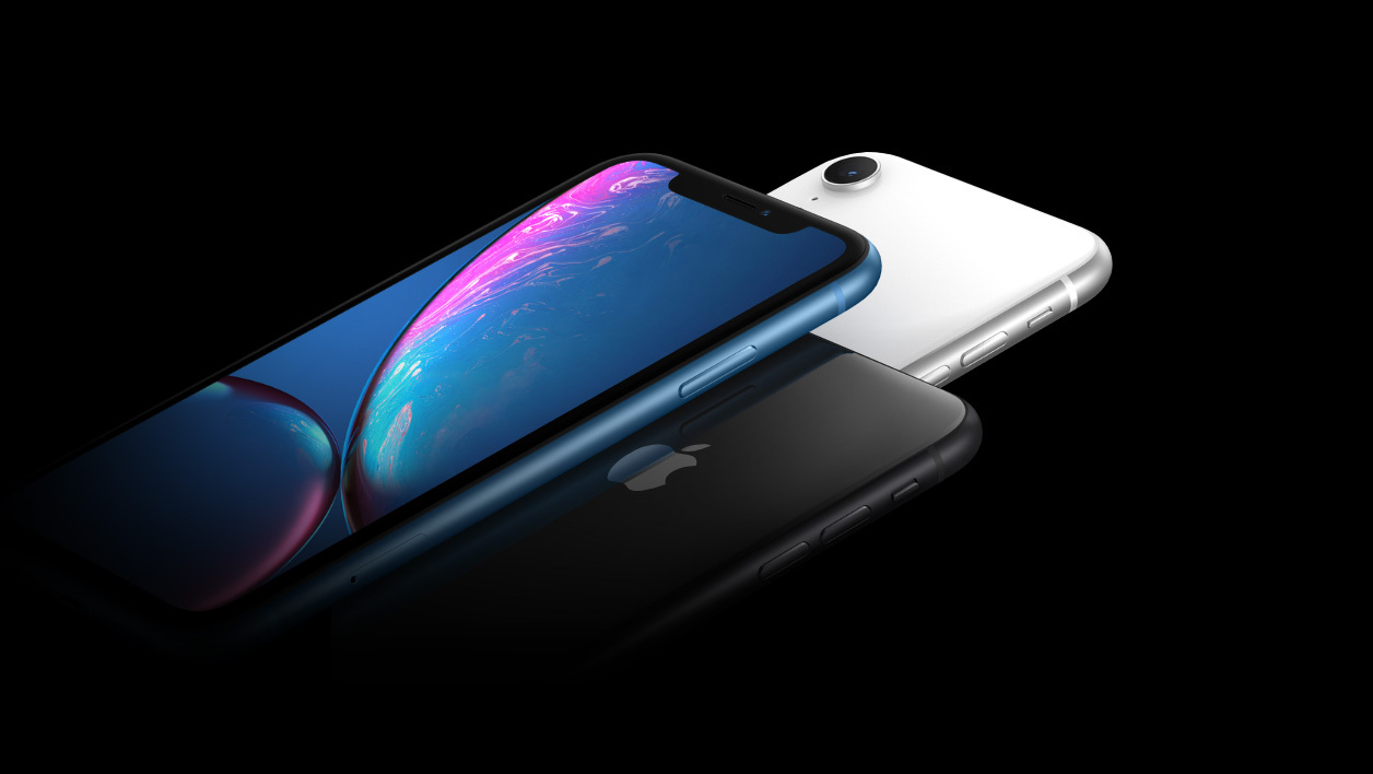 L'iPhone XR d'Apple