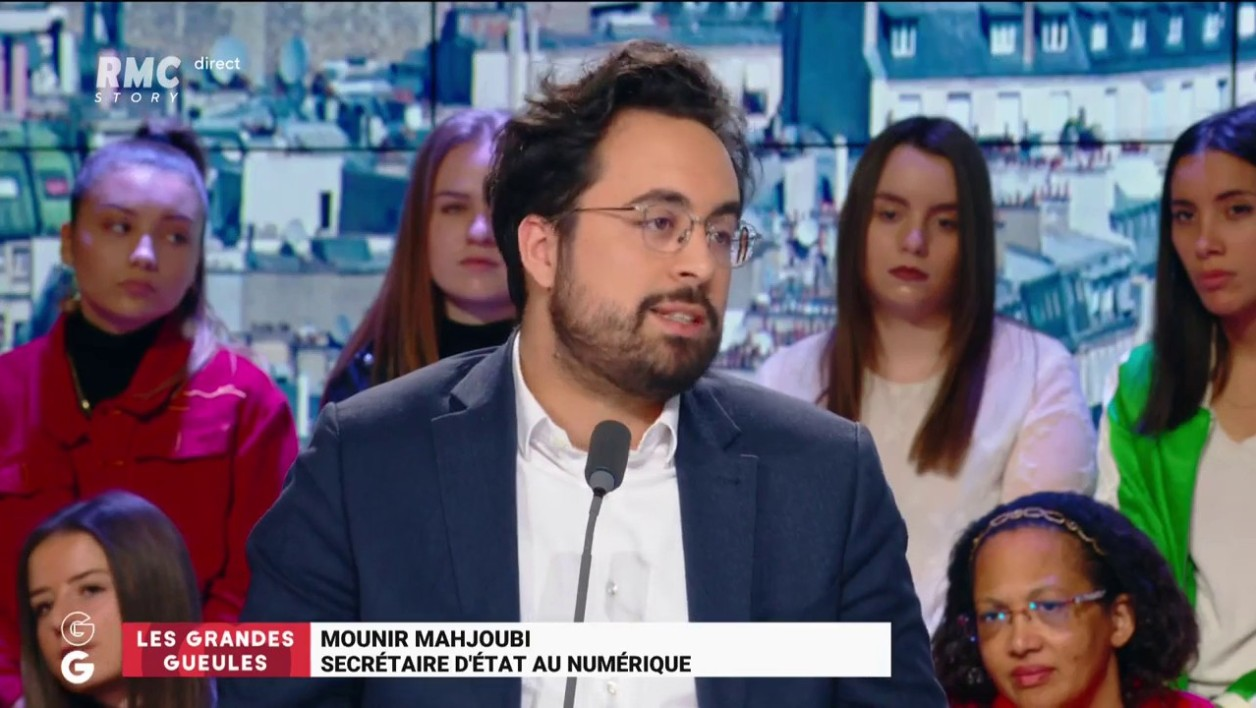 "Candidature LREM à la mairie de Paris: ""C'est une commission nationale qui décidera"", annonce Mounir Mahjoubi"