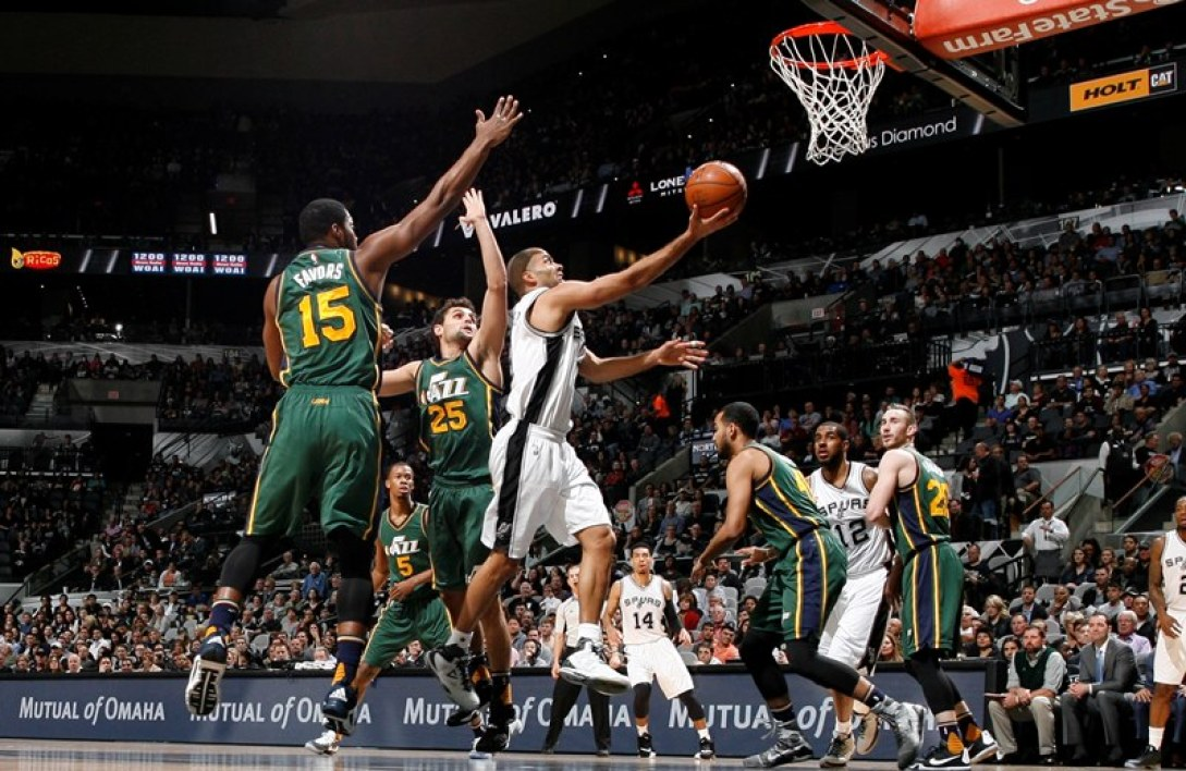 EN VIDEO - NBA : les Spurs étrillent le Jazz