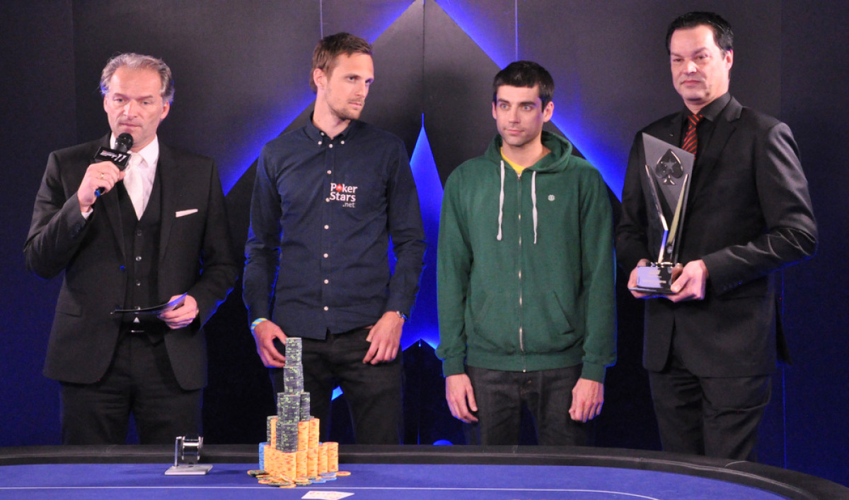 EPT Prague : Stephen Graner couronné