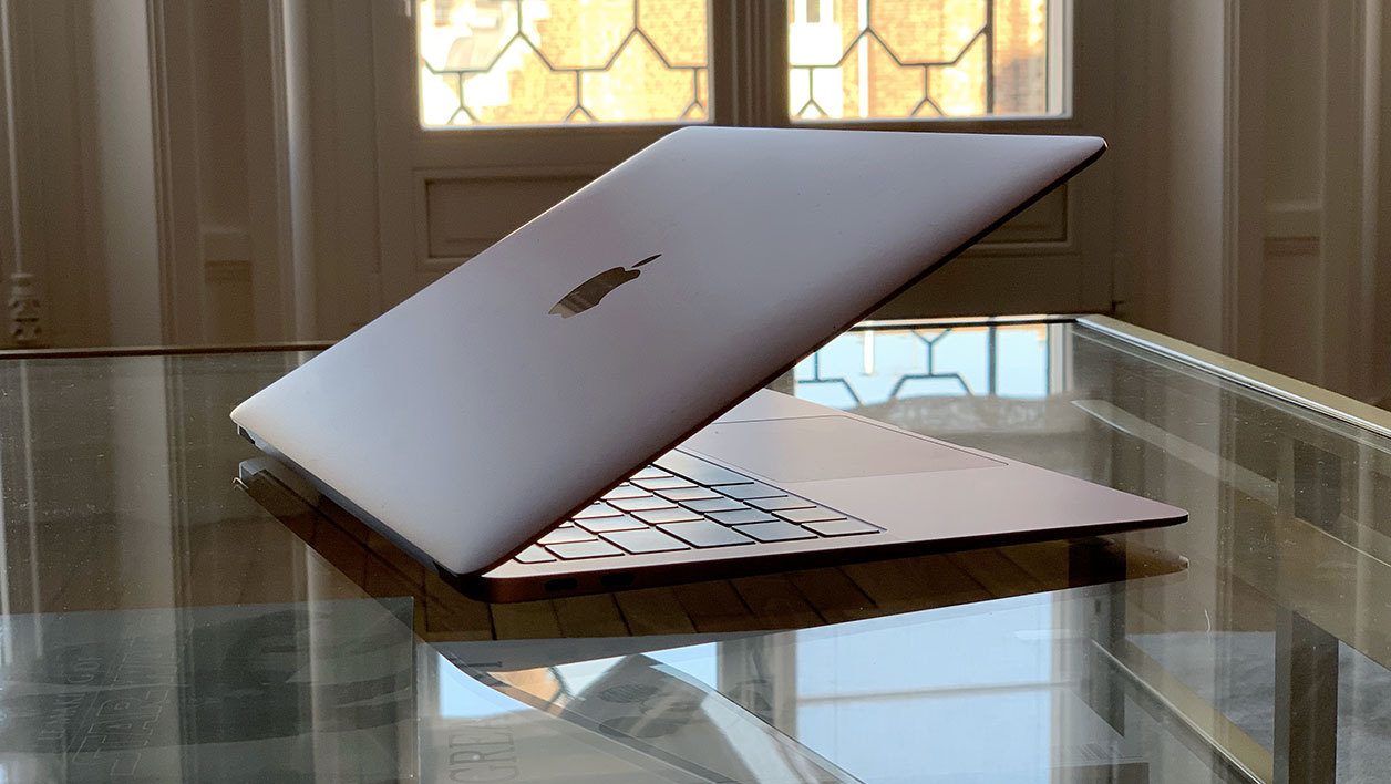 Le MacBook Air 2018 d'Apple
