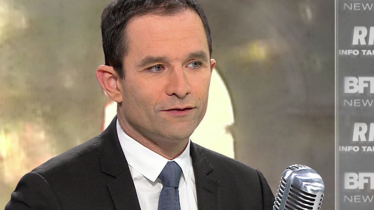 Benoit Hamon face à Jean-Jacques Bourdin: les tweets de l'interview