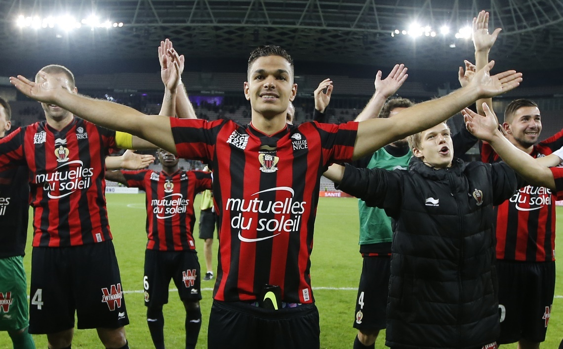 Nice: Ben Arfa, tes supporters sont là !