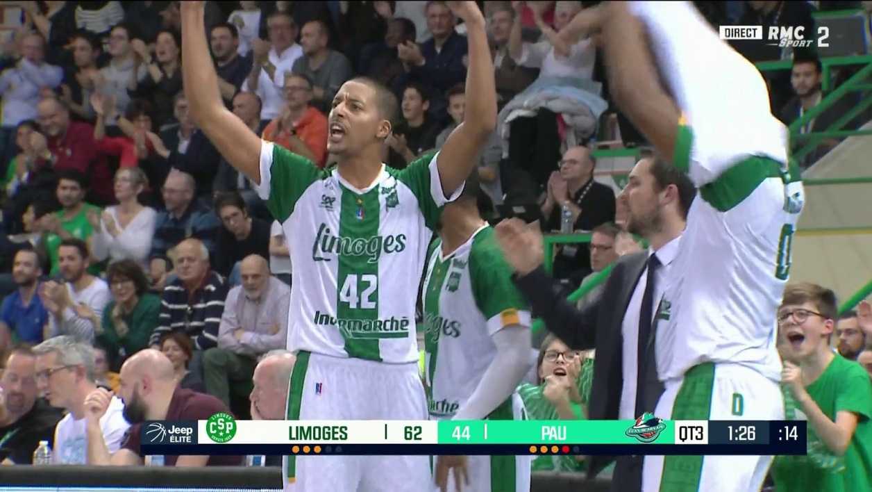 William Howard (Limoges CSP)