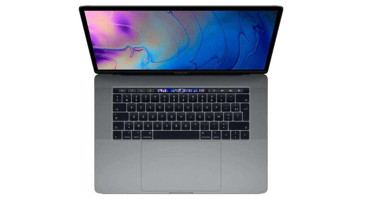 Apple MacBook Pro 15 pouces 2,4 GHz 2019