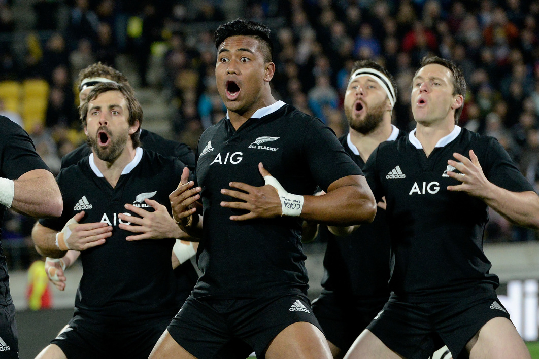 Julian Savea, l'ailier des All Blacks