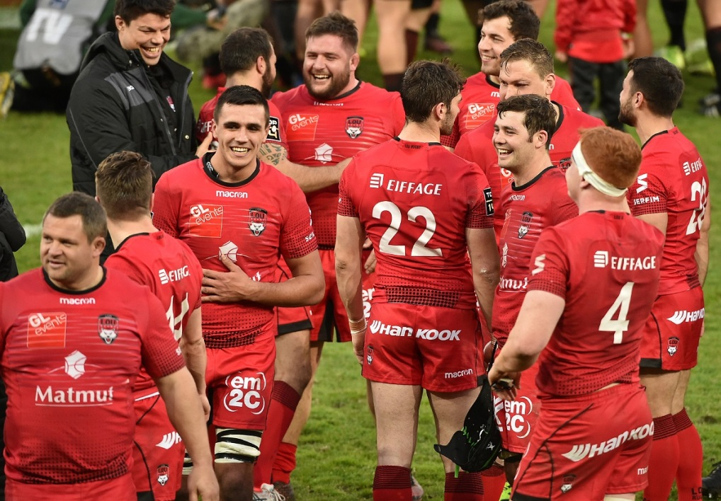 Top 14: le LOU crucifie Toulouse