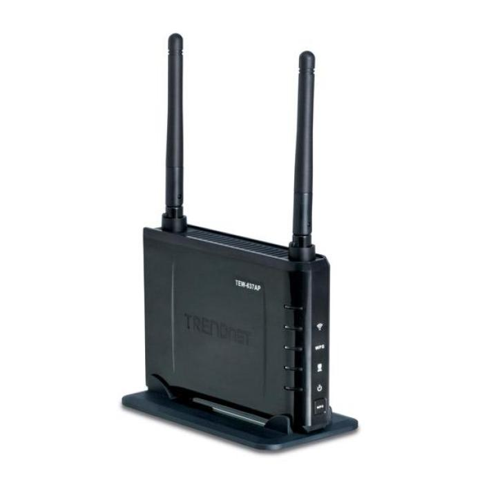 Trendnet TEW-637-AP - WiFi-N Upgrader
