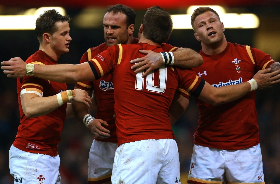 Six Nations : le pays de Galles, étincelant dauphin