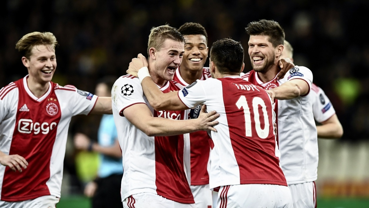 Ajax en Ligue des champions