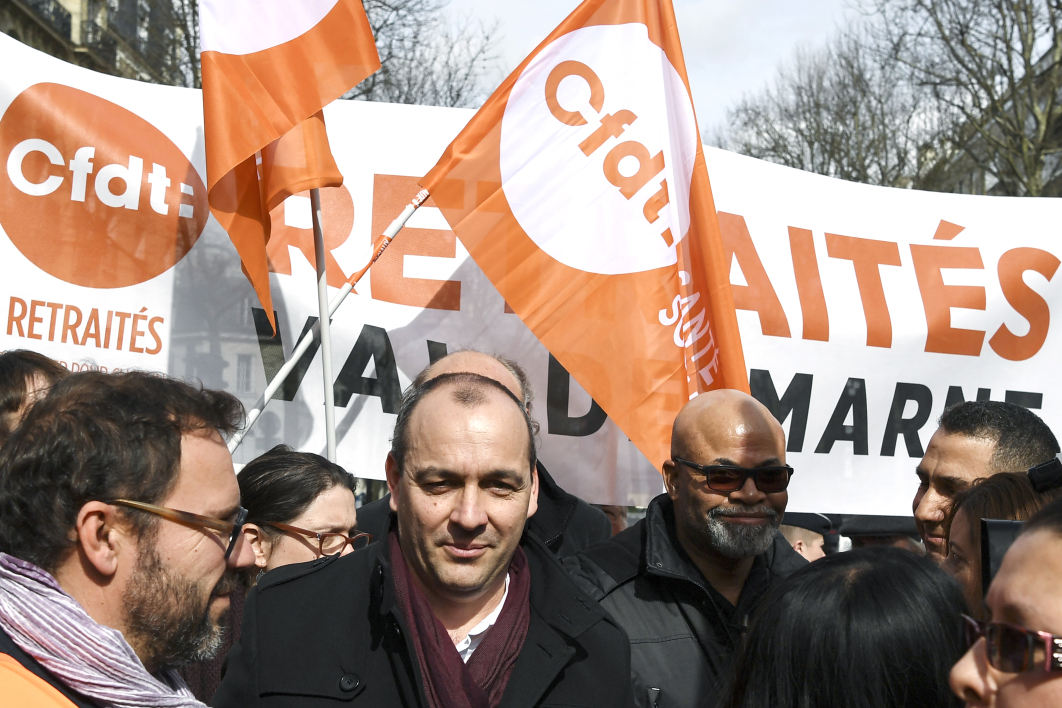 Laurent Berger - CFDT