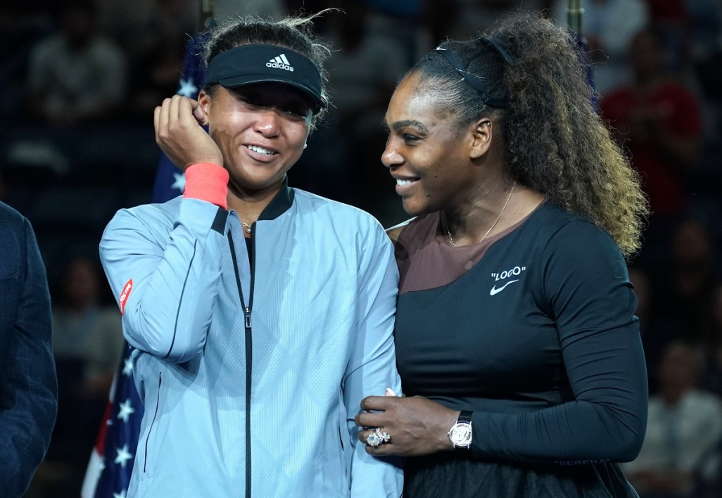 Naomi Osaka a encore détrôné Serena Williams