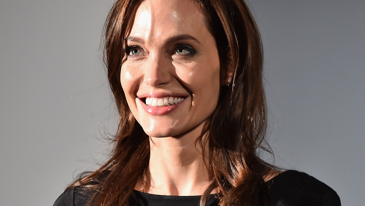 Angelina Jolie, le 9 décembre à Hollywood.