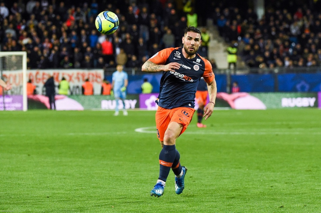 Andy Delort (Montpellier)