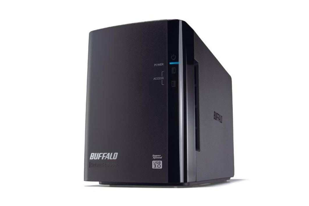 Buffalo DriveStation Duo USB 3.0 2 To