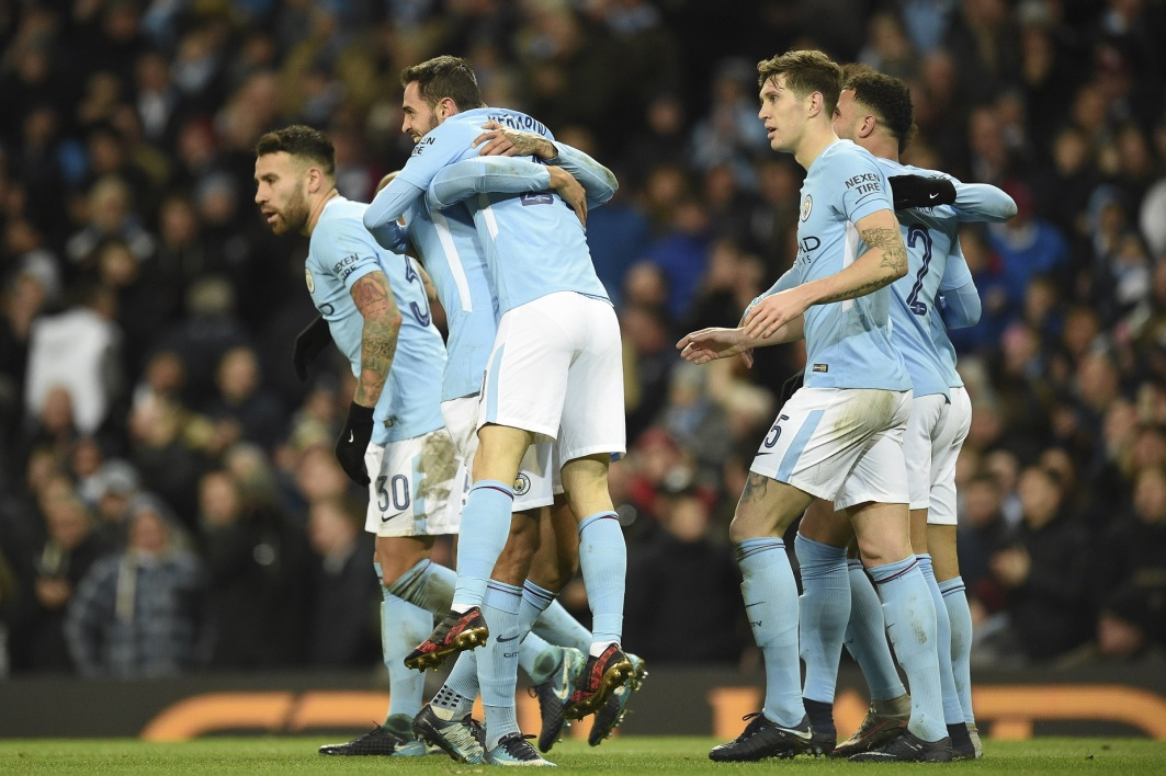 Manchester City au bout du suspense