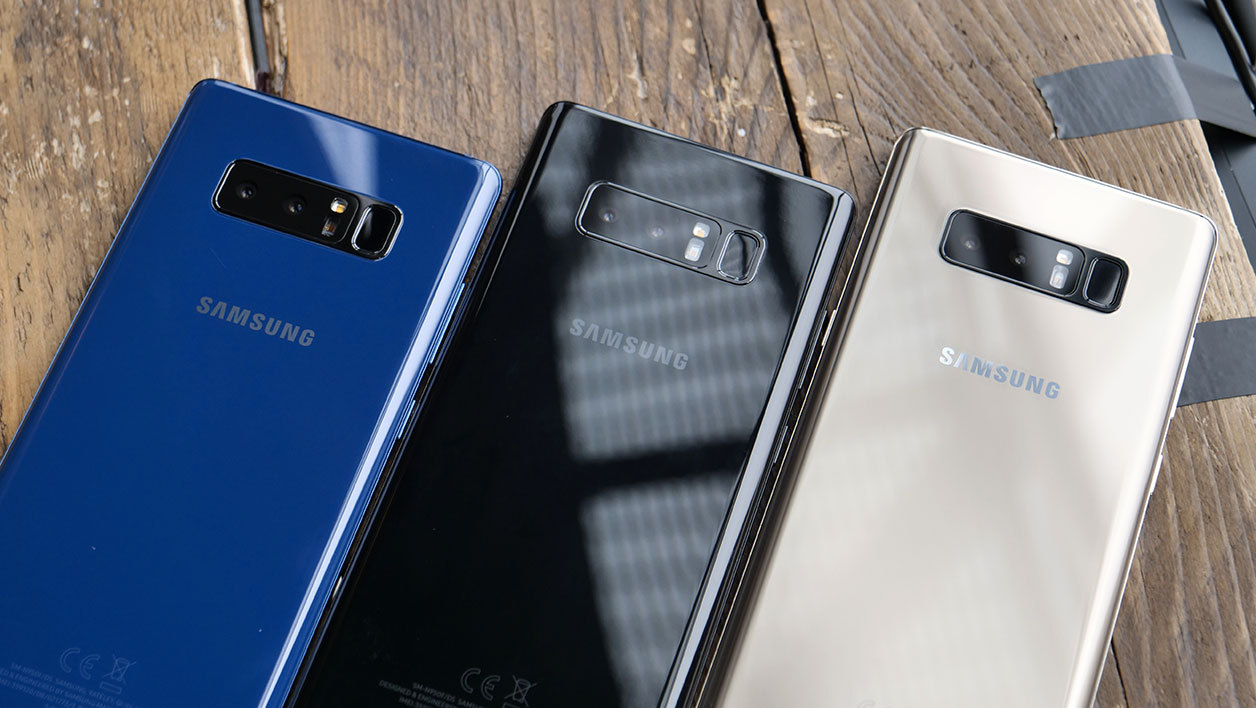 Samsung embargo 23 17h Galaxy Note 8