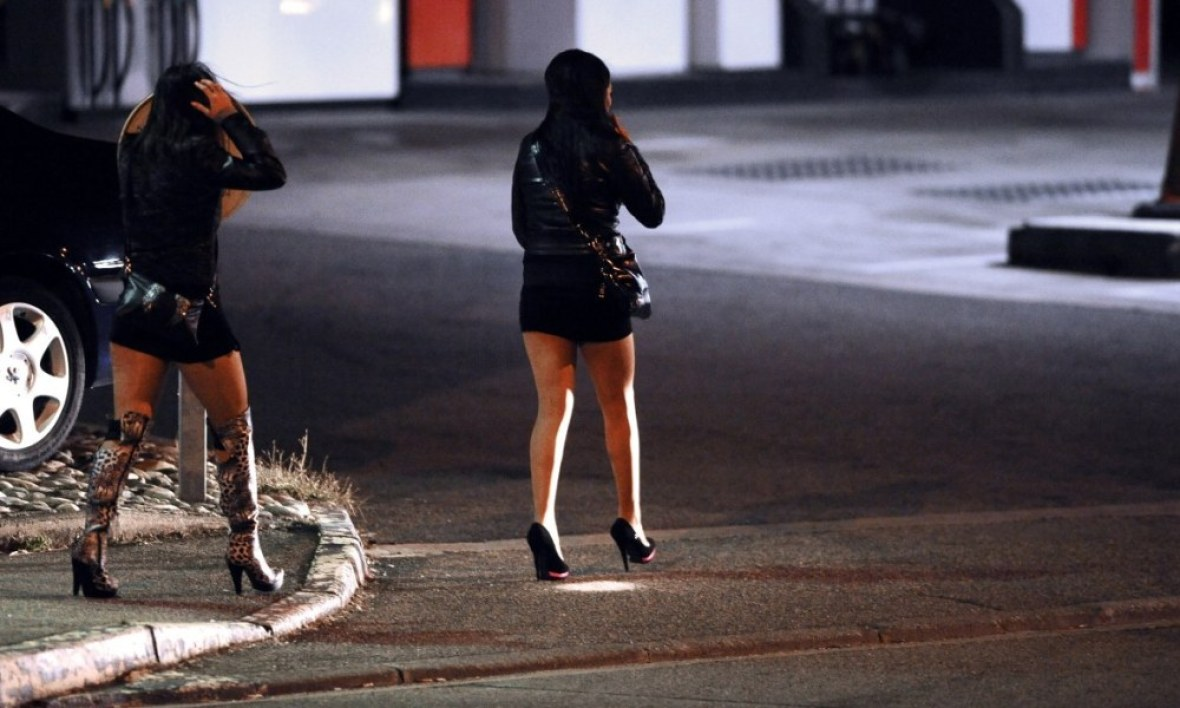 Prostitution (PHOTO D'ILLUSTRATION).