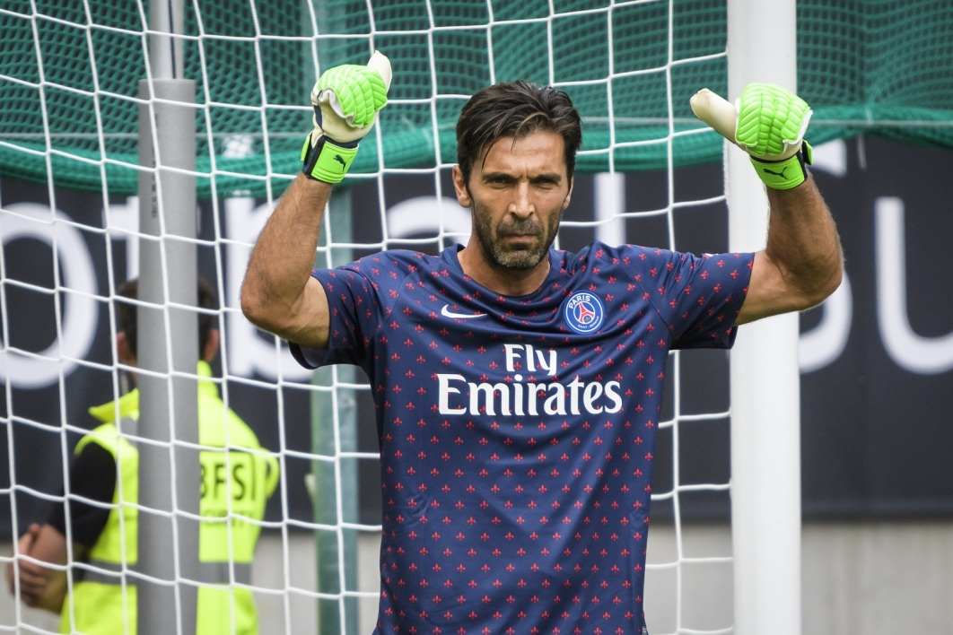 Gianluigi Buffon (PSG)