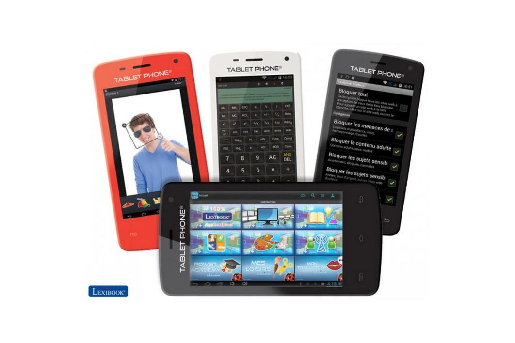 Lexibook Tablet Phone (MFS100FR-00)