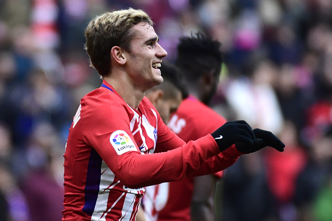 VIDEO. Atlético: un but somptueux de Griezmann en Coupe du Roi