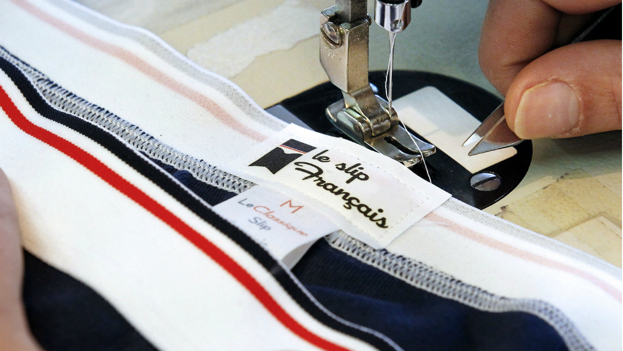 Textile made in France