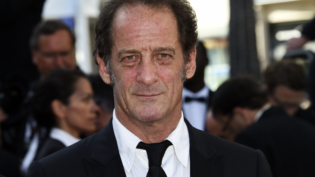 Vincent Lindon, à Cannes.