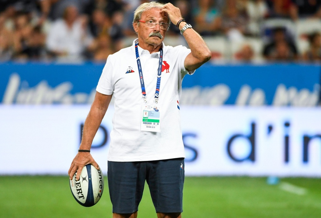 XV de France: du changement contre l'Italie