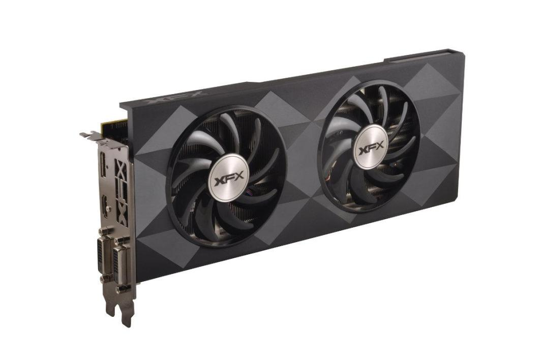 XFX Radeon R9 390X Black Edition (R9-390X-8DB6)