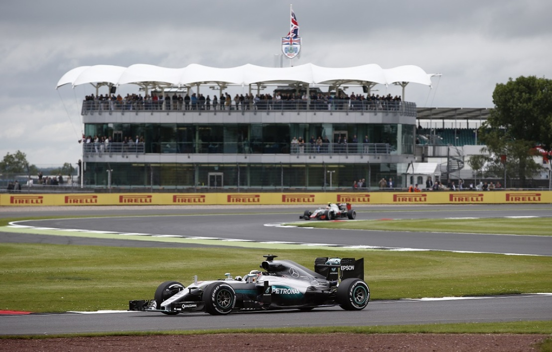 Le F1 Group critique la décision de Silverstone