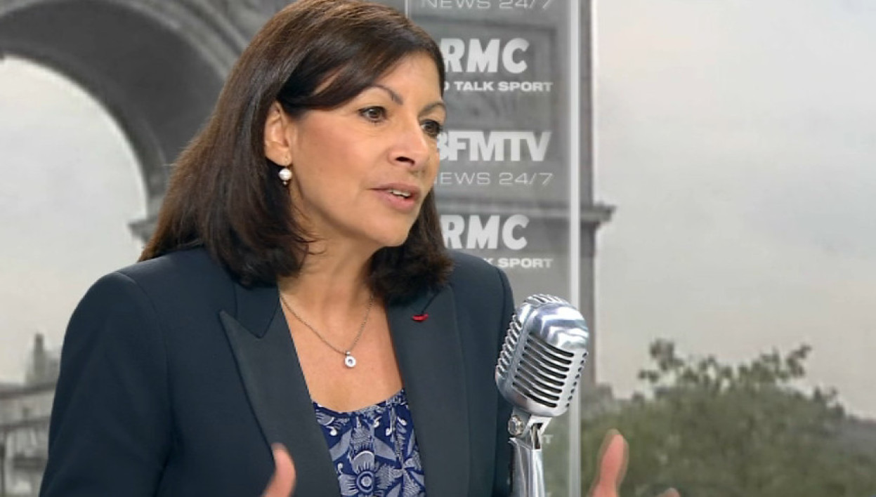 Anne Hidalgo face à Jean-Jacques Bourdin: les tweets de l'interview