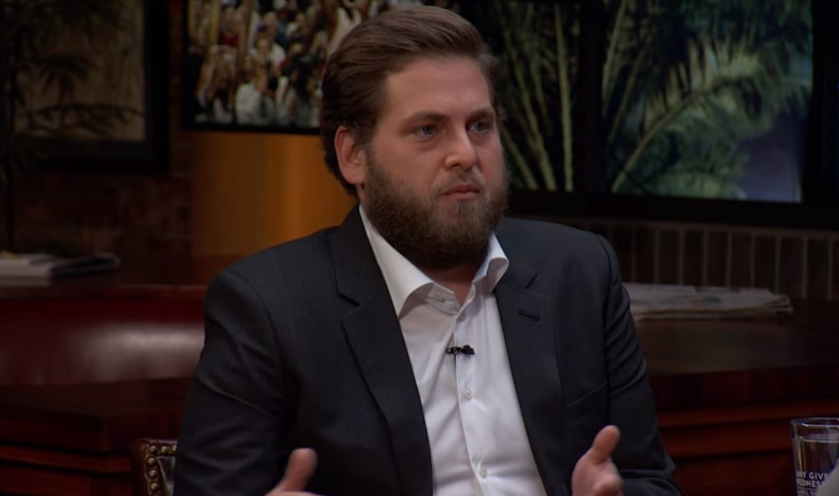 Jonah Hill dans l'émission Any Given Wednesday