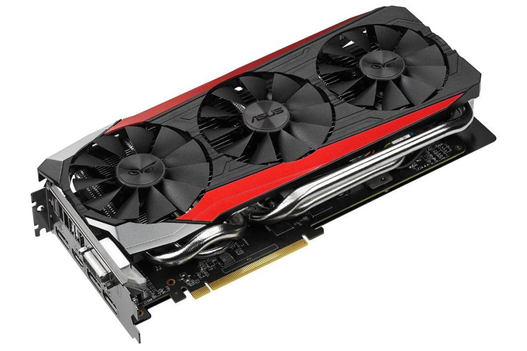 Asus Strix R9 Fury (STRIX-R9FURY-DC3-4G-GAMING)