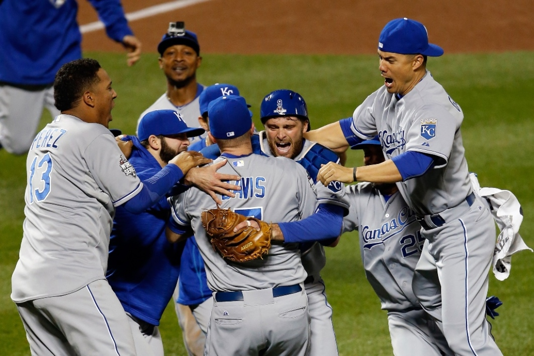 Les Royals de Kansas City