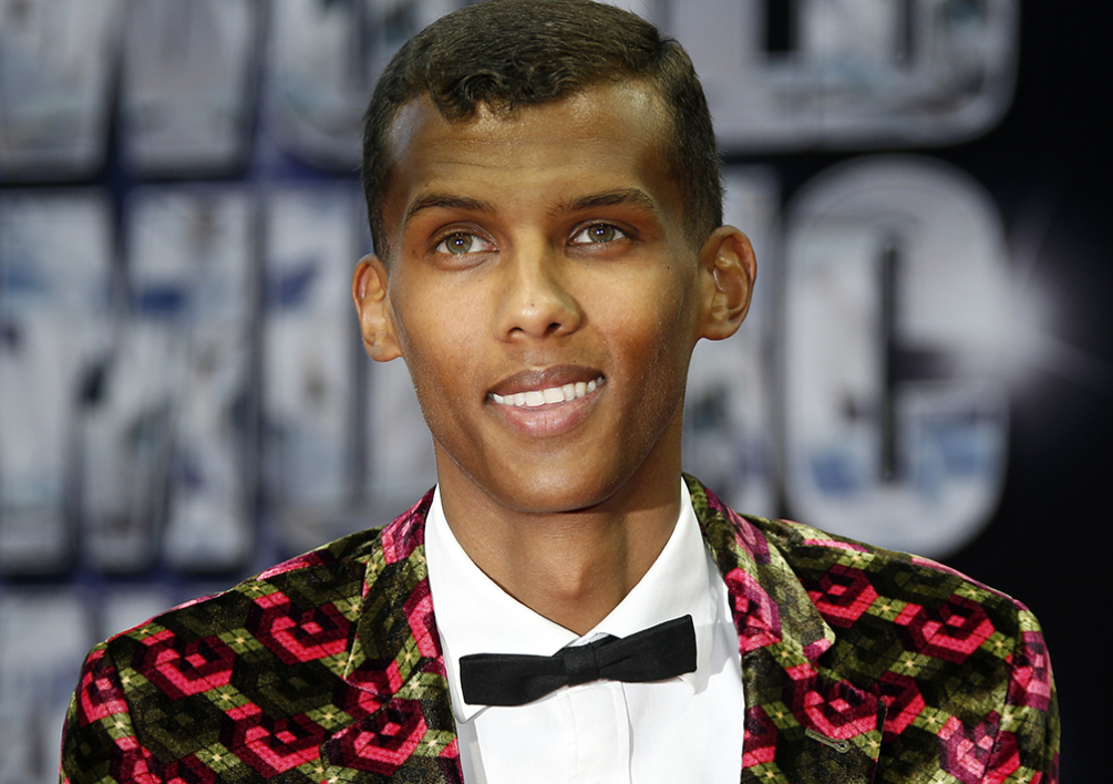 Stromae, aux World Music Awards, à Monaco mai 2014.
